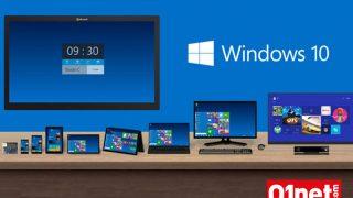 Même les copies pirates de Windows pourront passer gratuitement à Windows 10